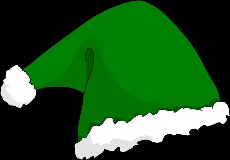 Elves clipart printable. Elf hat medium image
