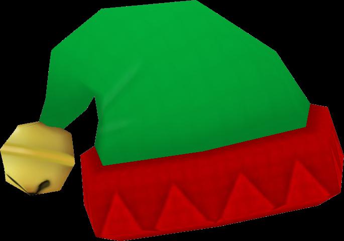 Clipart hat santas. Santa s helper toontown