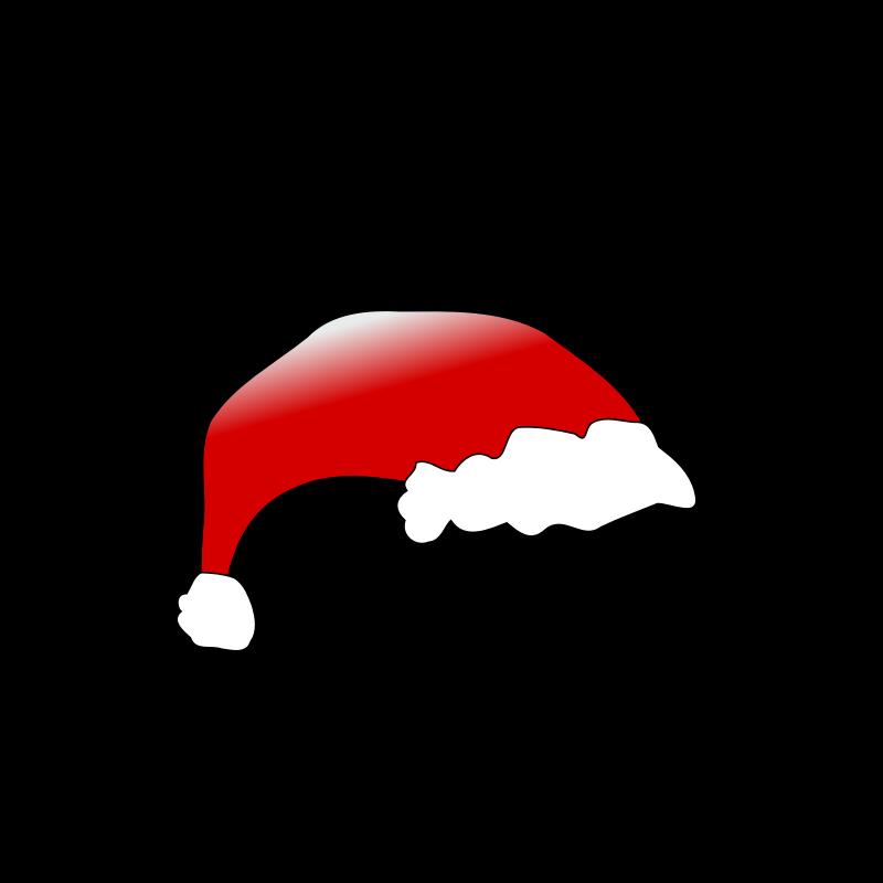 Clip art of santa. Clipart hat santas
