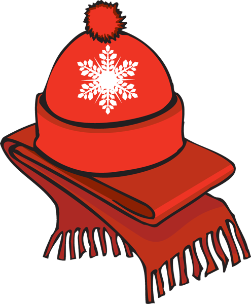 Mittens clipart beanie. Free winter accessories cliparts