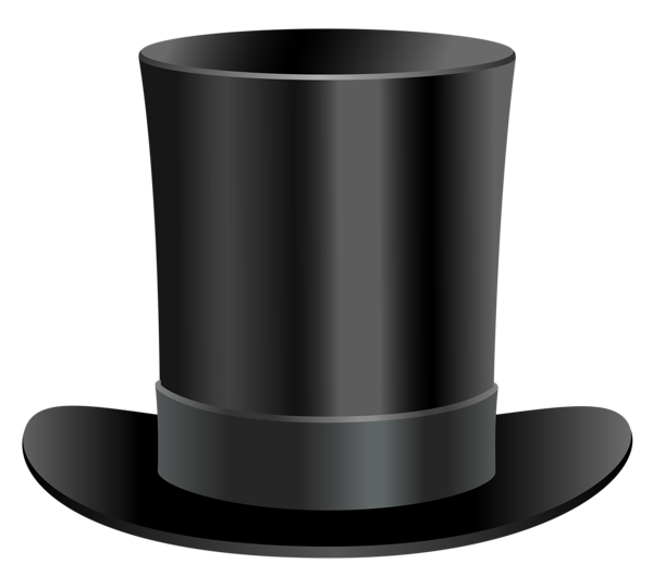 Black top png kapelusze. Clipart hat school