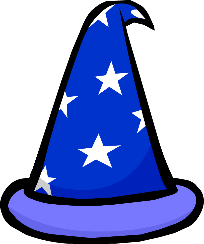 Witch wizard gender reveal. Clipart hat school