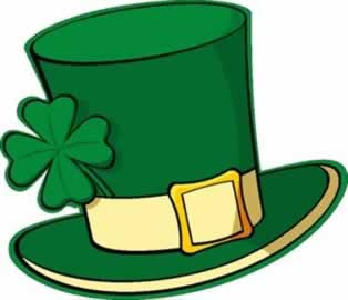 Hat clipart st patrick's day. Free patricks download clip