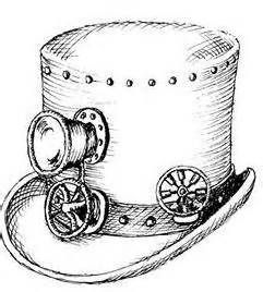 Free cliparts download clip. Steampunk clipart hat