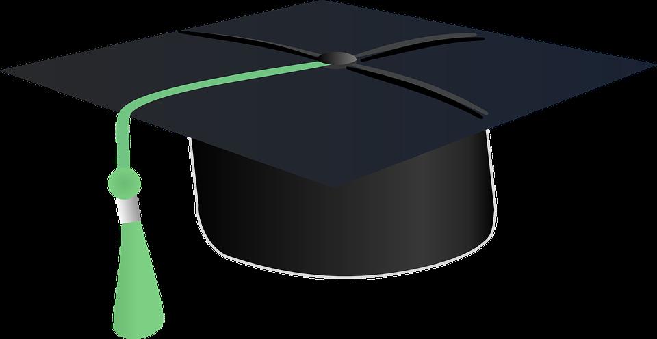 Graduate hat cap free. Longhorn clipart graduation