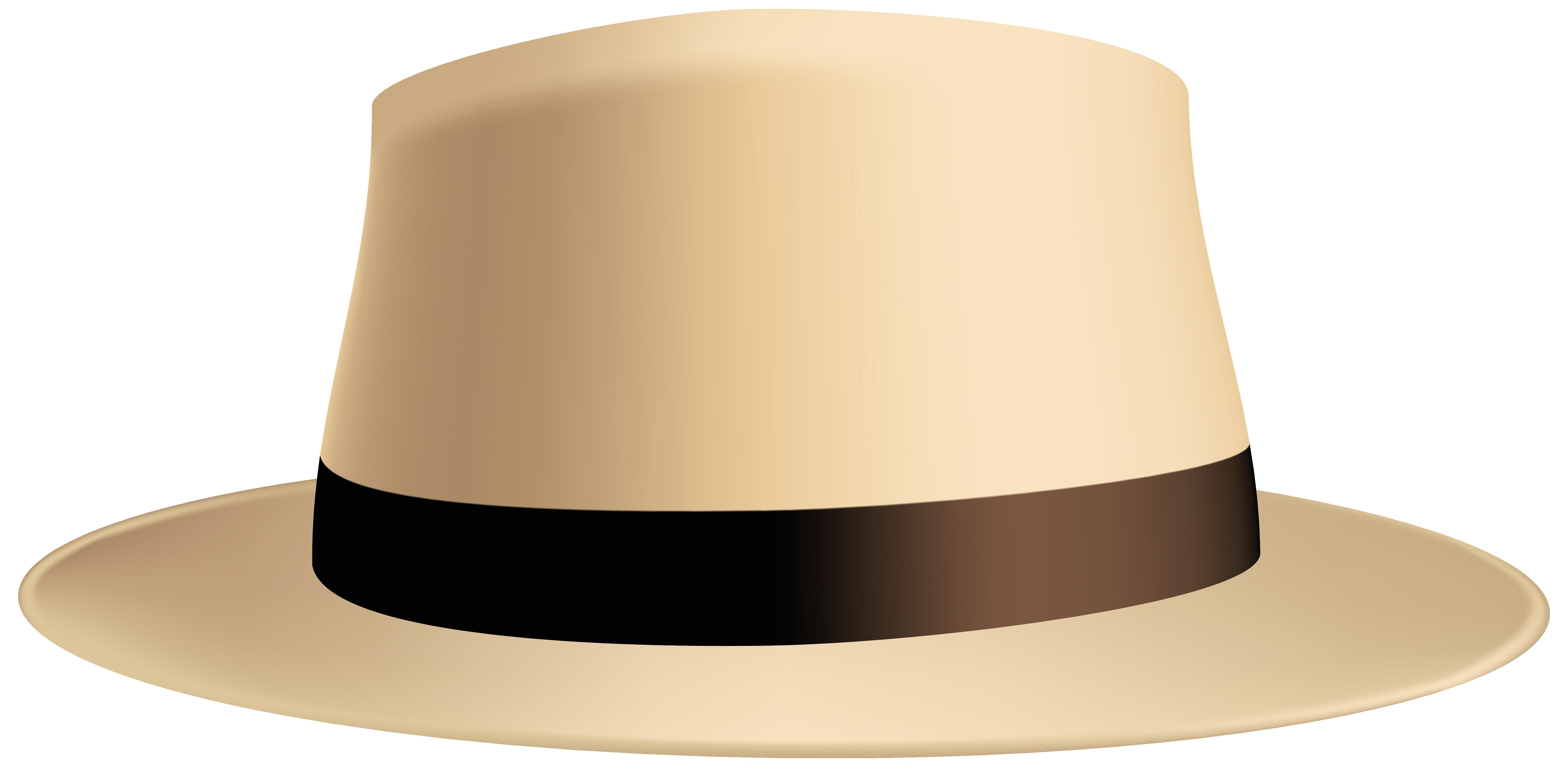 Clipart summer hat. Male png clip art