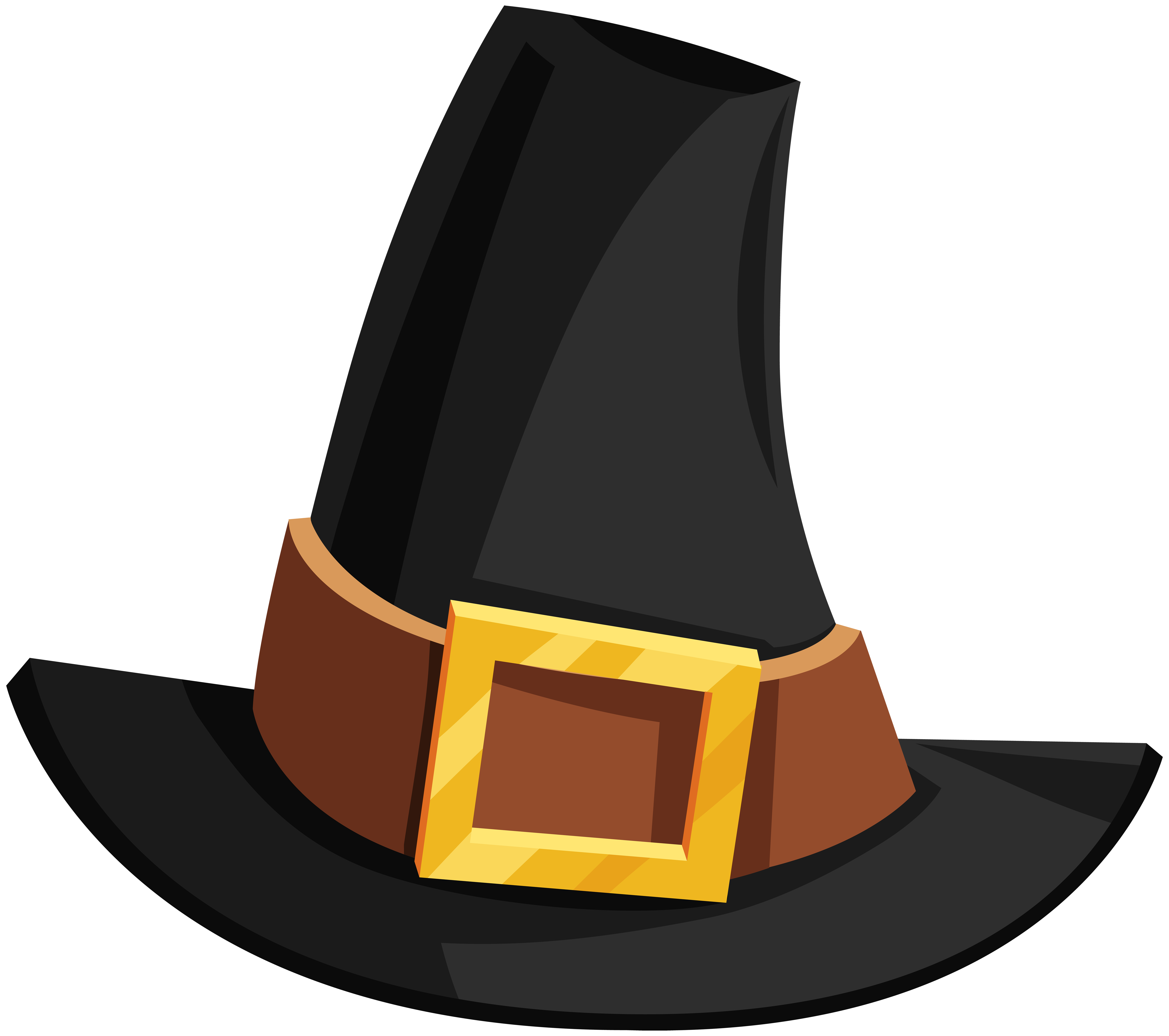 Detective clipart transparent background. Pilgrim hat png image