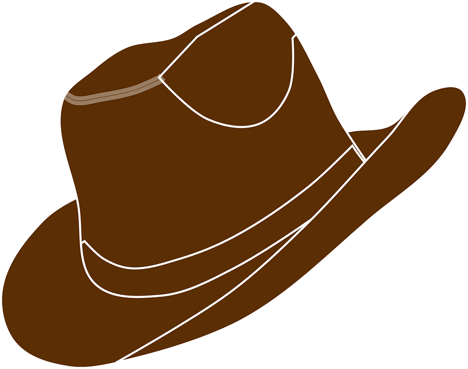 Cowboy hat images brown. Dallas cowboys clipart stetson