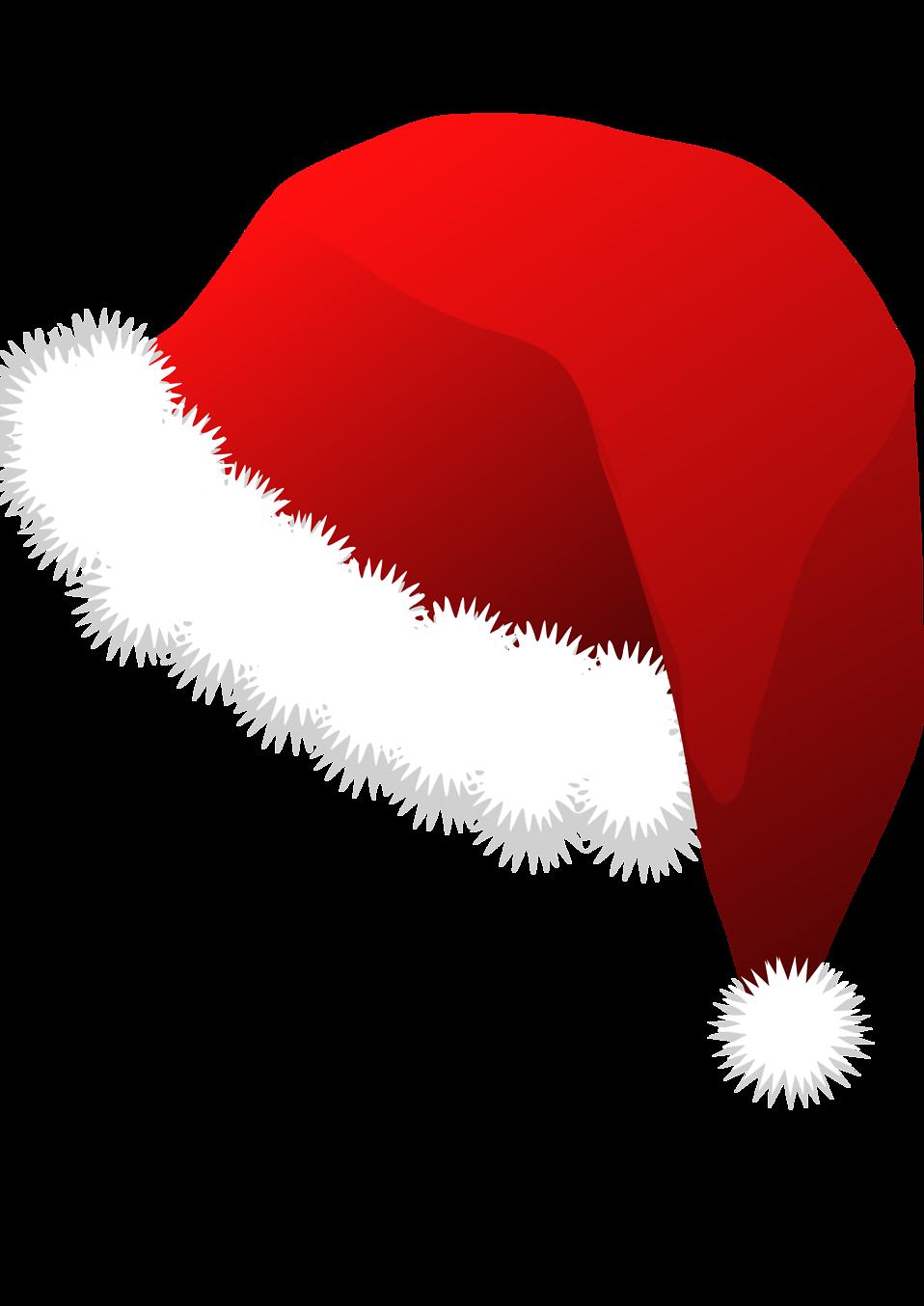 Clipart hat transparent background. Santa png