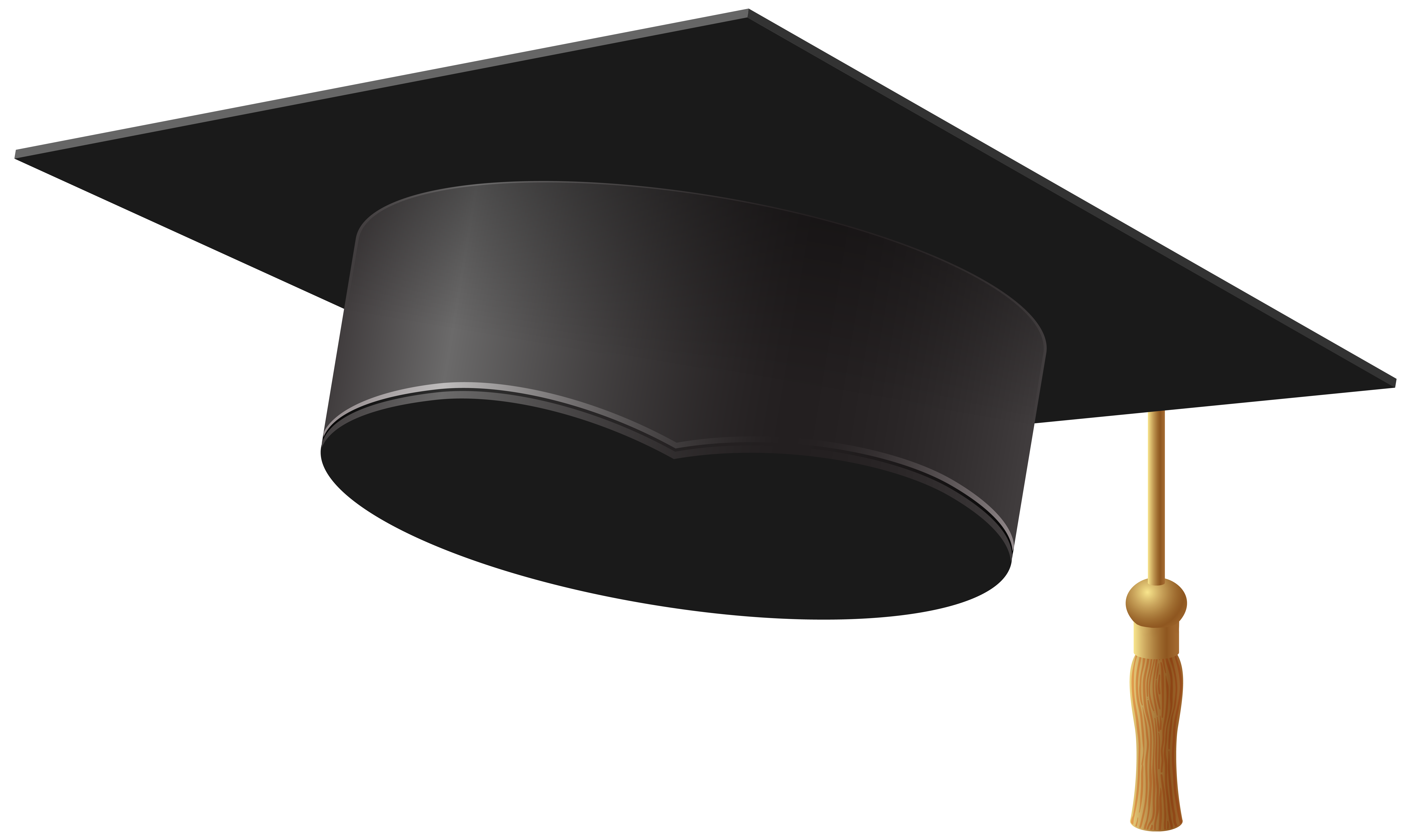 collection of graduation. Hat clipart school