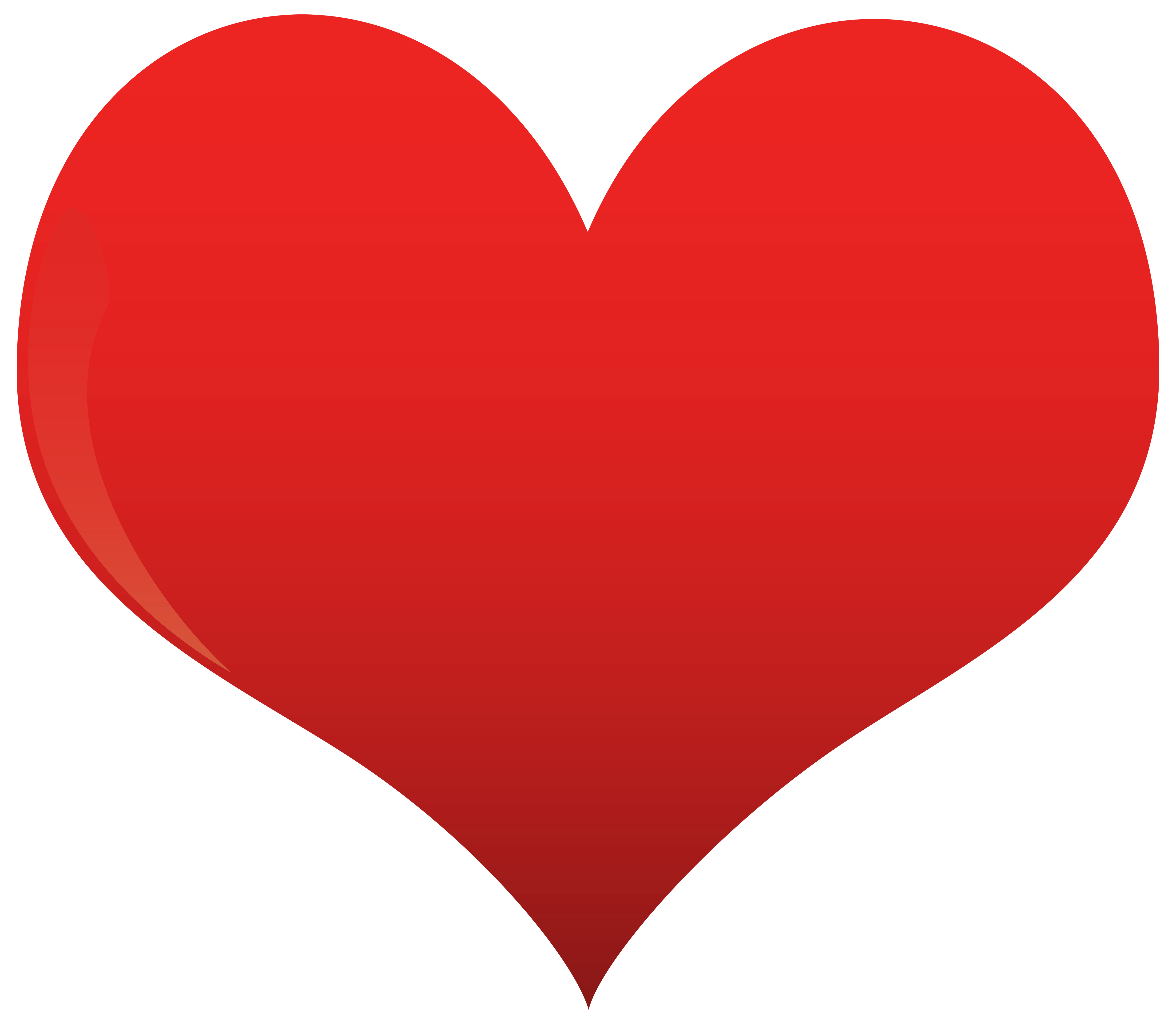 Classic heart clipart best. Line of hearts png