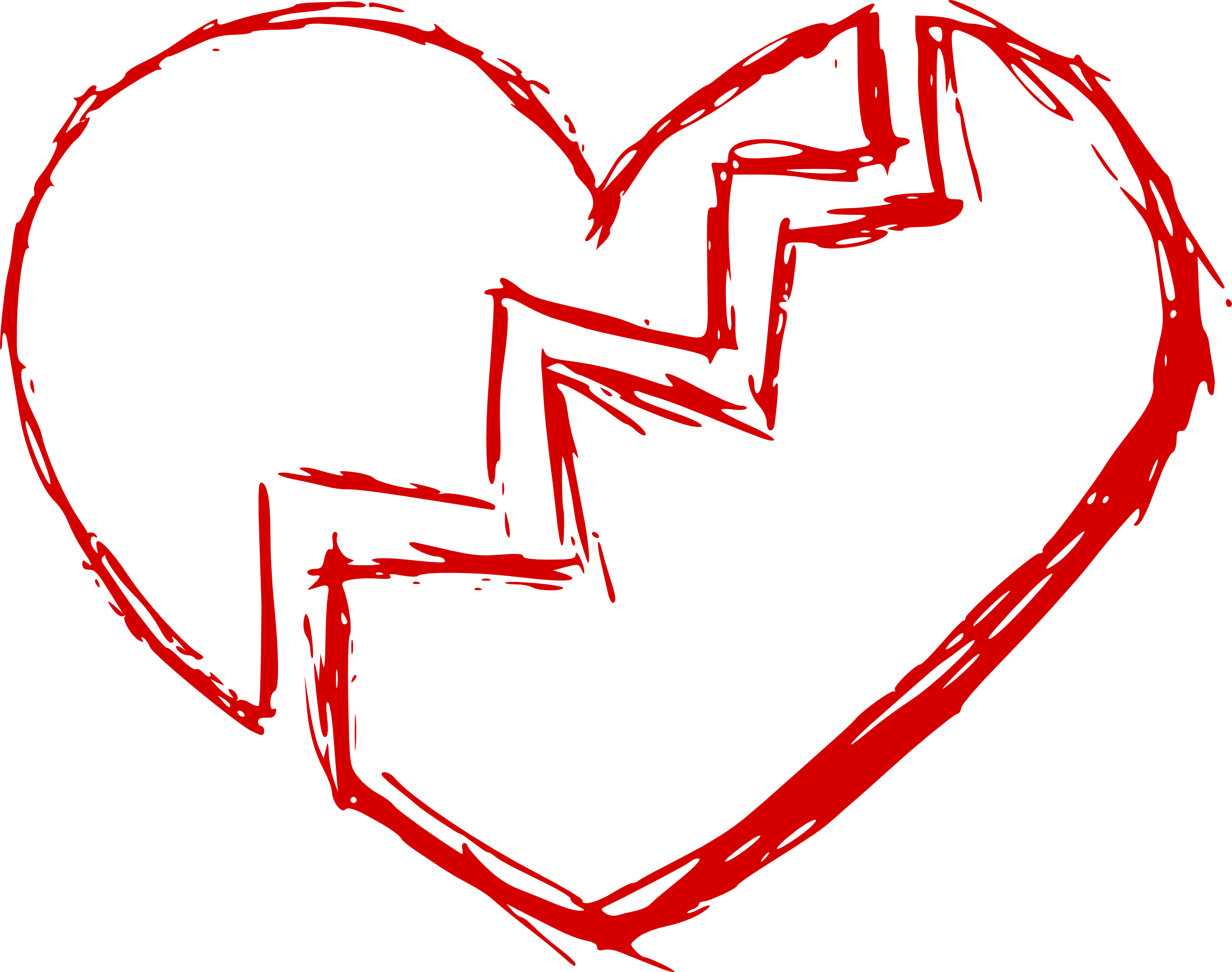 Broken transparent onlygfx com. Heart images png