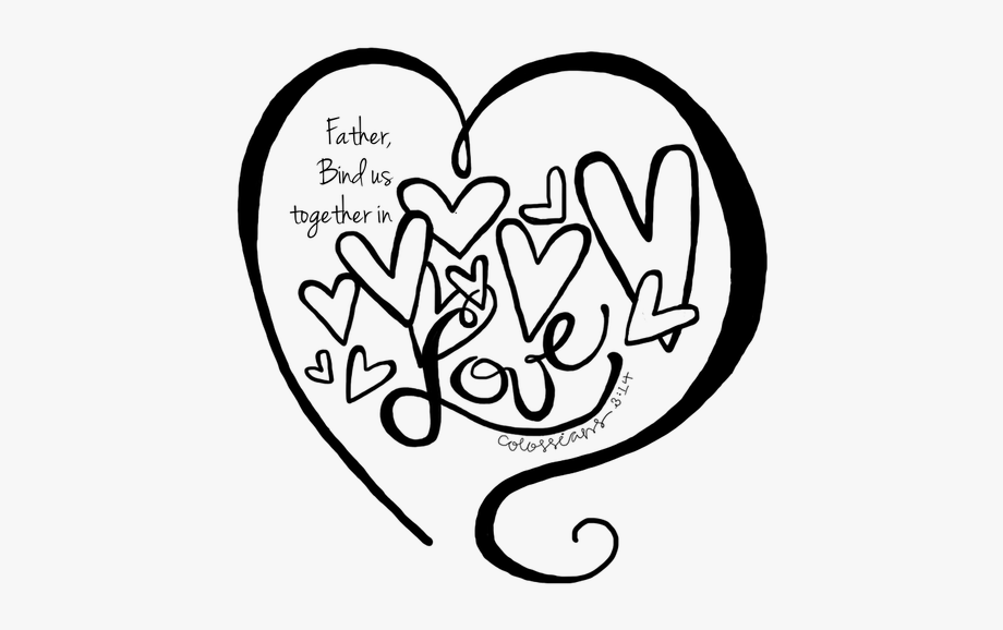 Drawing free cliparts . Clipart heart calligraphy