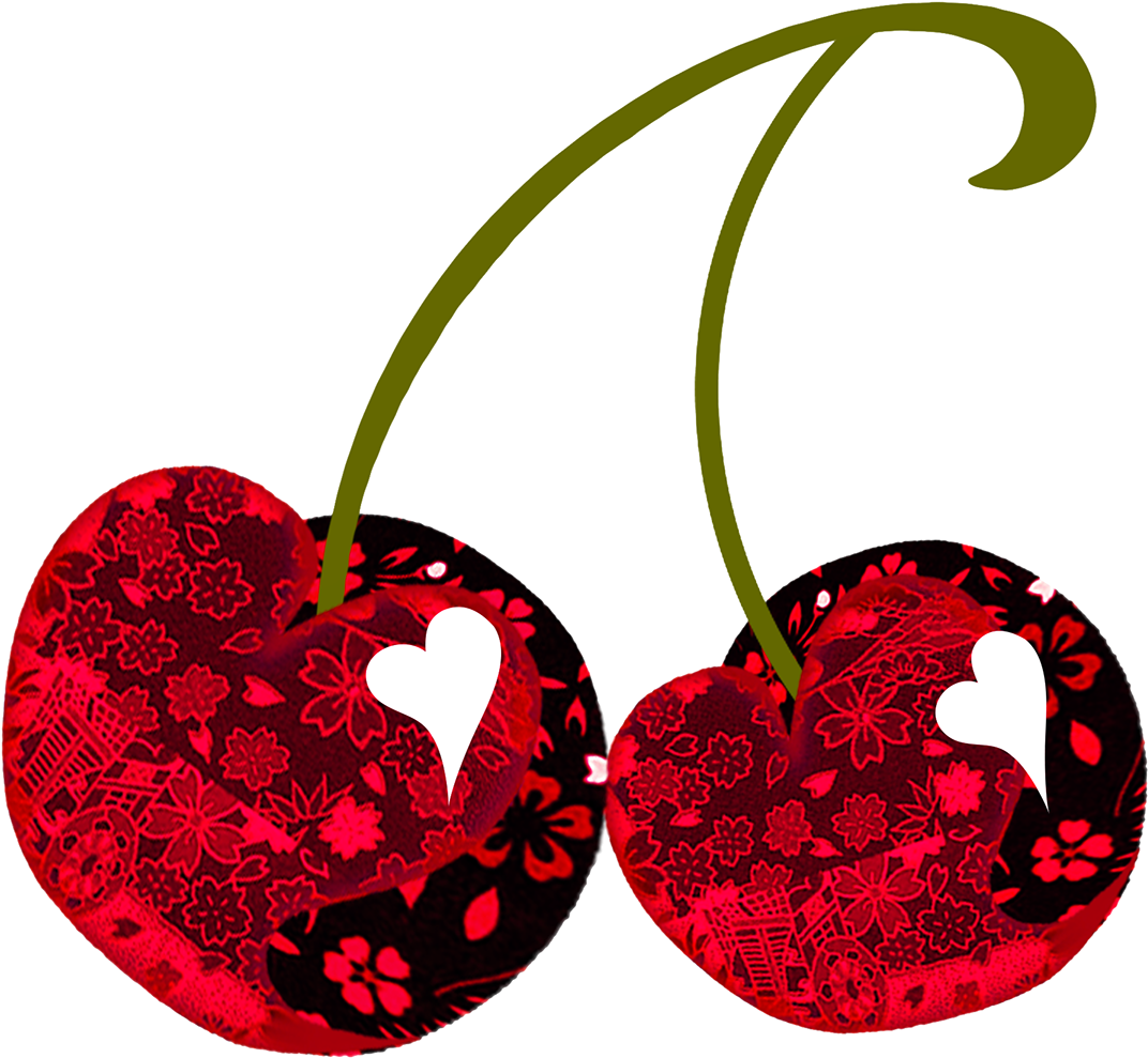 Hearts clipart cherry. Latest transparent png free