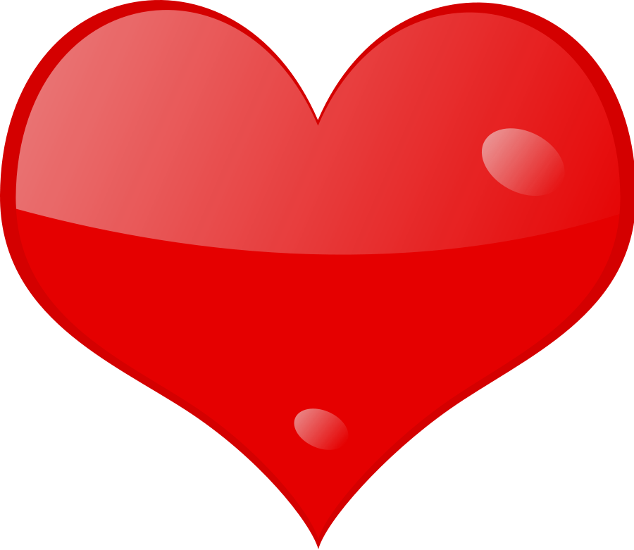 Free heart designs cliparts. Hearts clipart design
