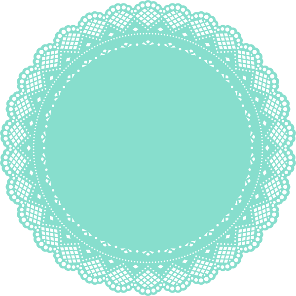 Png by eternalmystdesigns on. Clipart heart doily