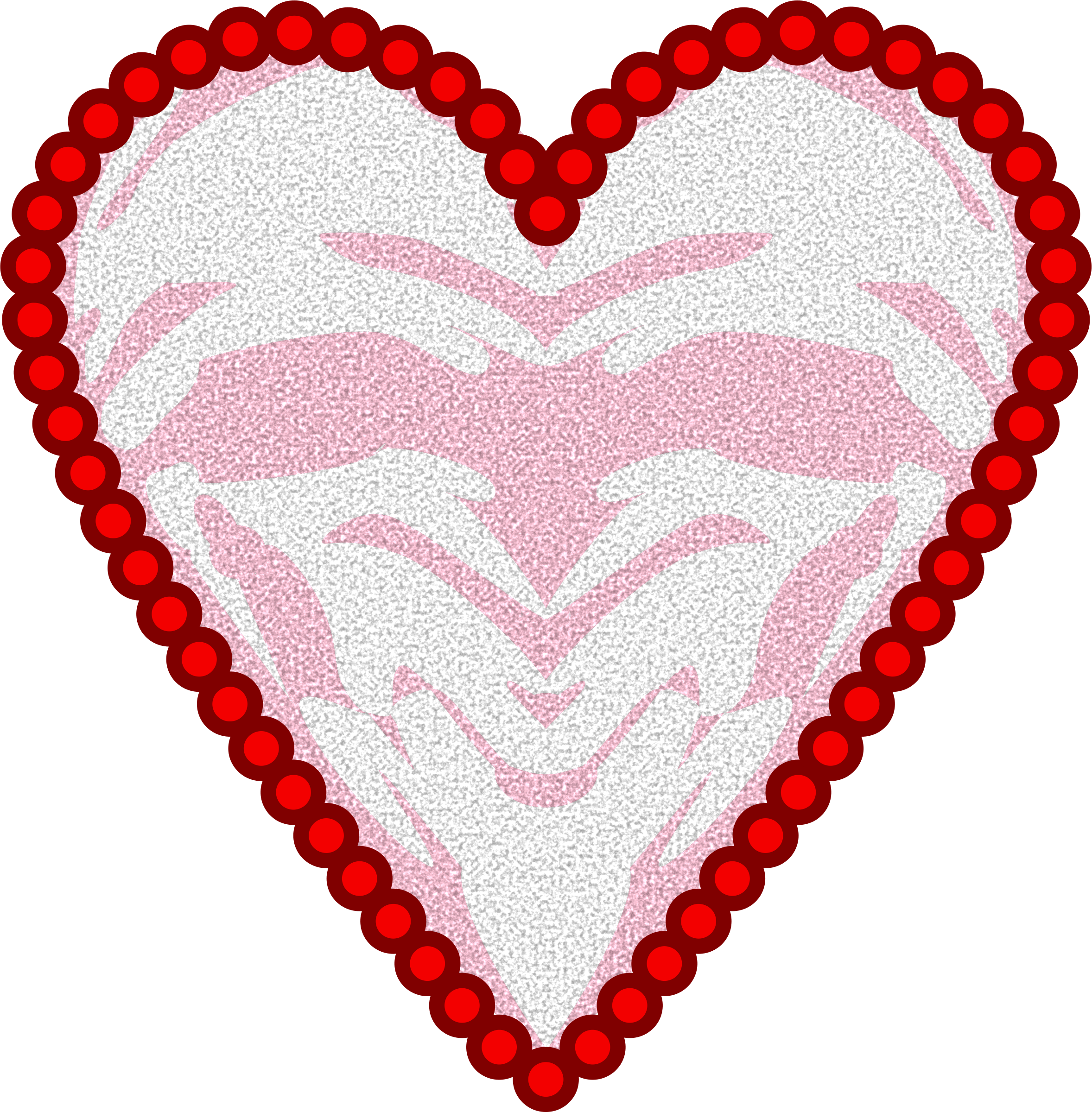 Heart clipart doily. Icons png free and