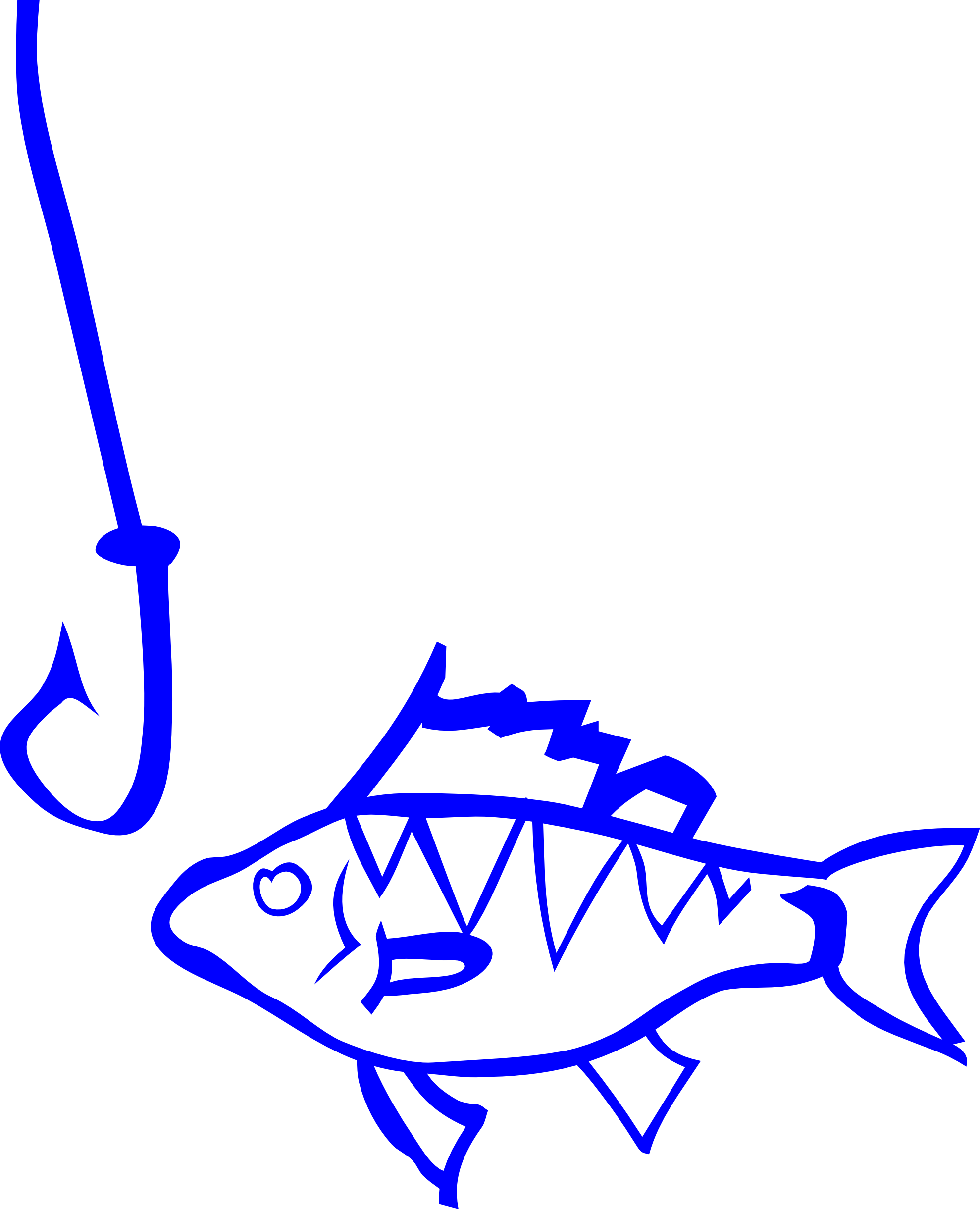 Fishing and line panda. Hook clipart barbed