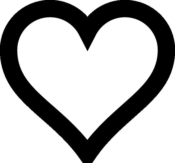 Silhouette love heart pesquisa. Hearts clipart teacher