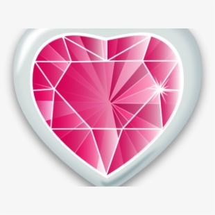 Gem clipart heart. Hearts png transparent cartoon