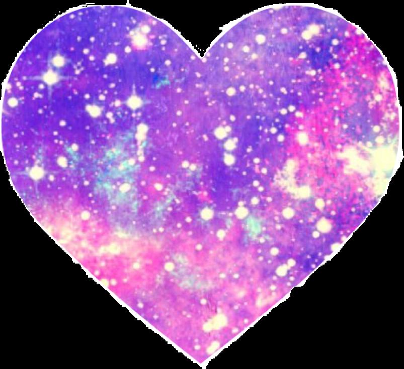 Sparkles sparkle pink love. Galaxy clipart heart