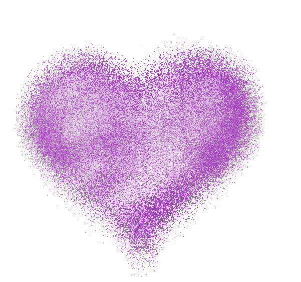 Hearts clipart purple. Png heart transparent images