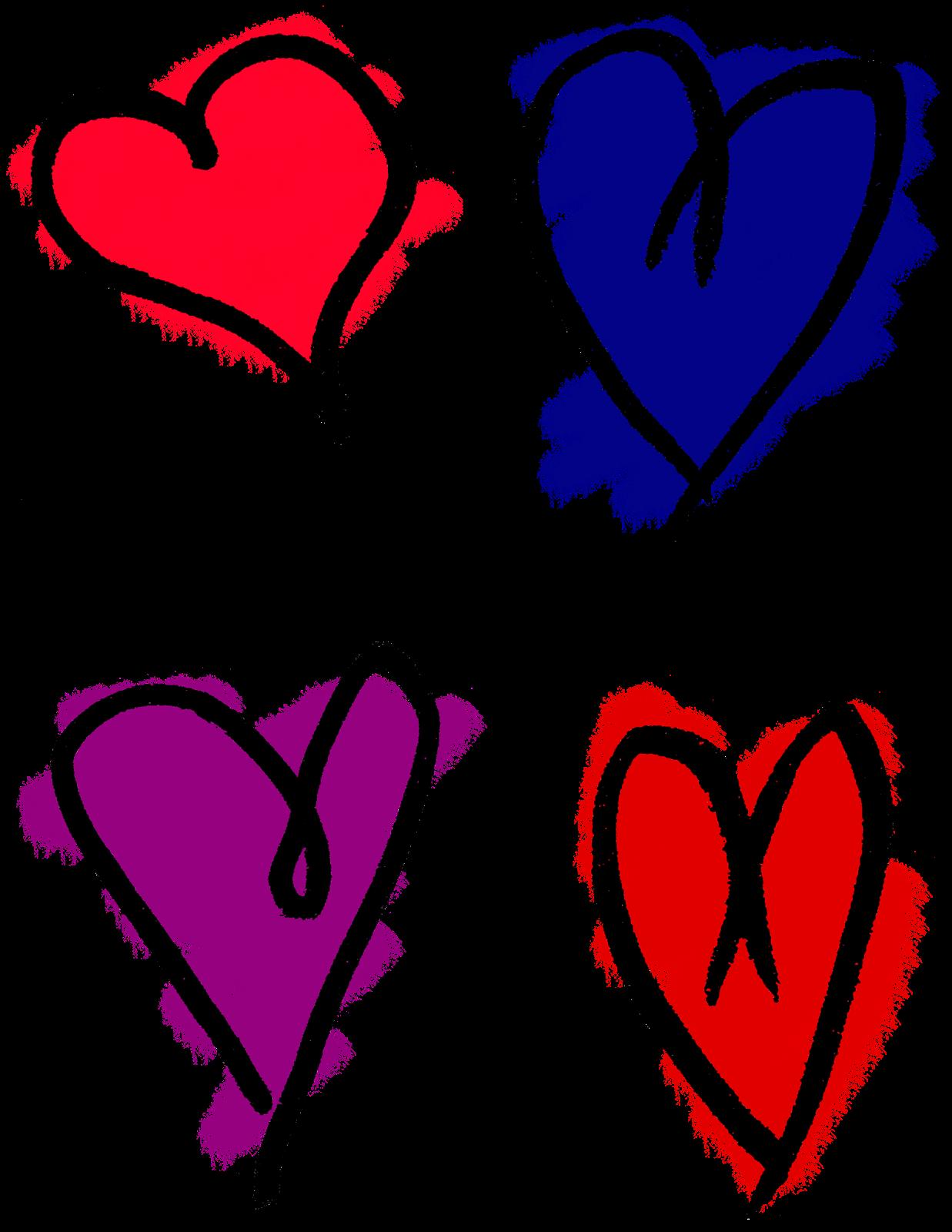 Clipart heart hand drawn. Drawing clip art love