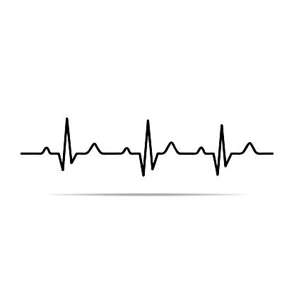 Heartbeat clipart lifeline. Heart beat clip art