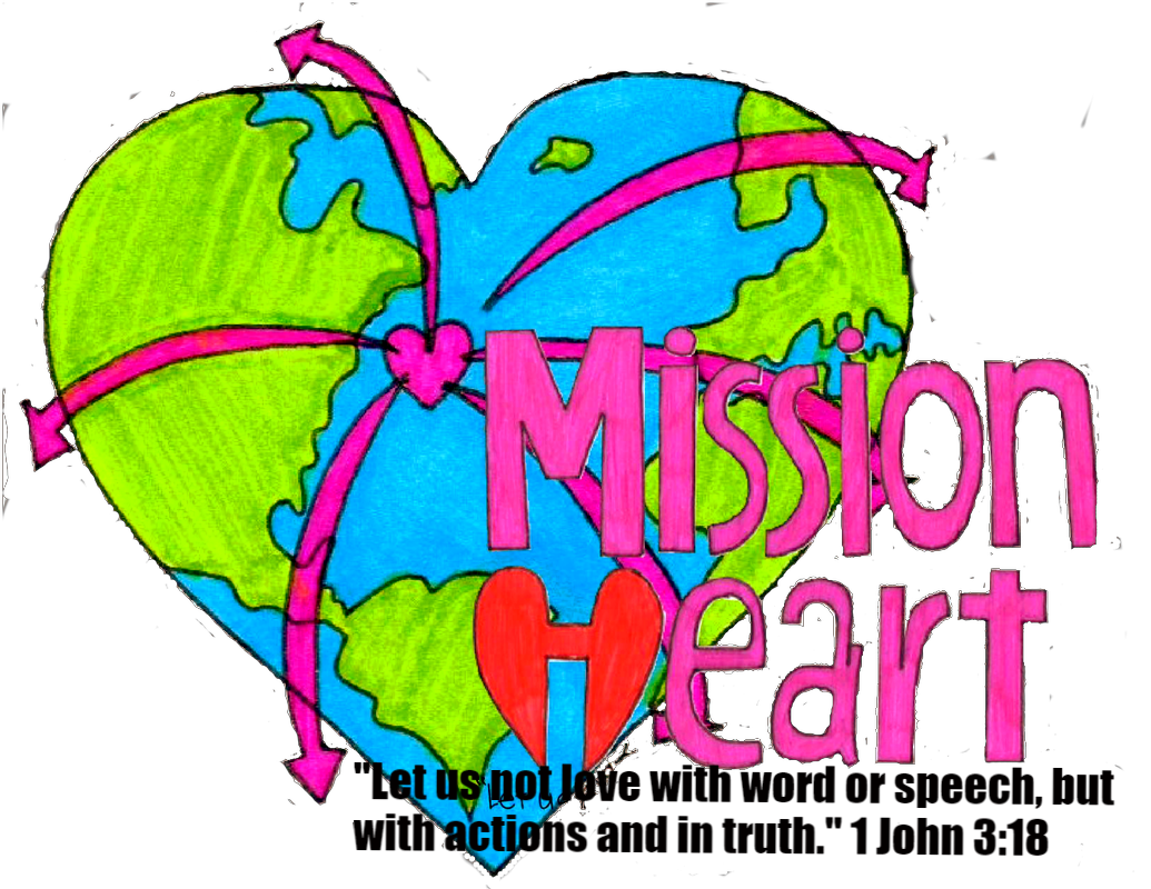 Mission. Home clipart heart