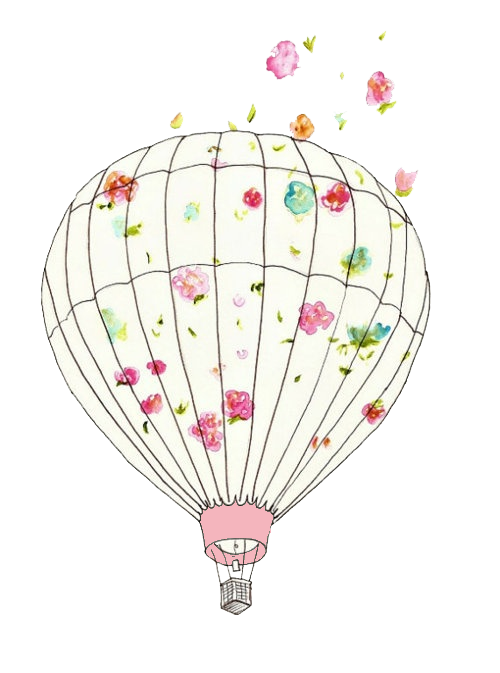 Hearts clipart hot air balloon. Uploaded by amanda on