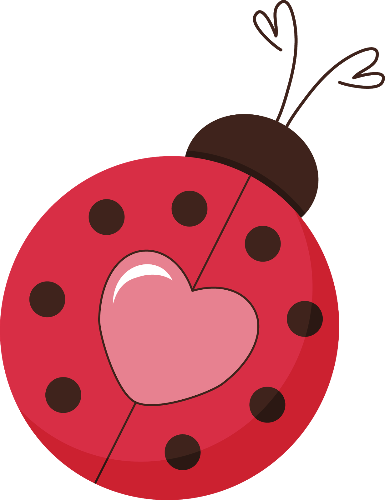 The barefoot chorister love. Ladybug clipart classroom decoration
