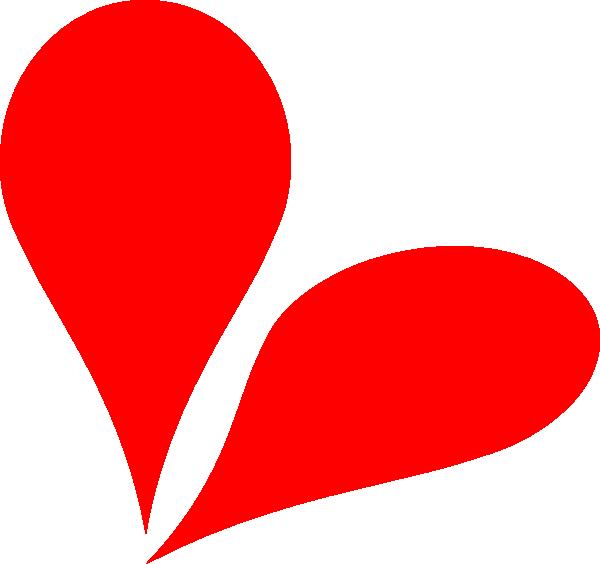 Clipart heart map. Marker small clip art