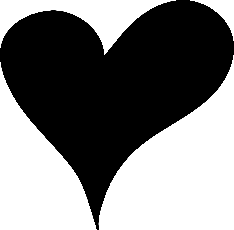 Clipart heart outline. Big image png