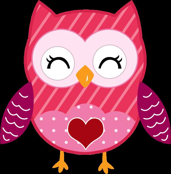 Heart girlyfreetoedit . Clipart hearts owl