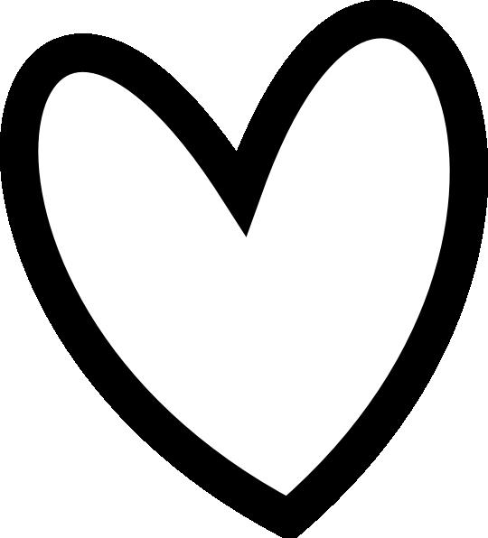 Clip art hearts amd. Clipart heart pencil