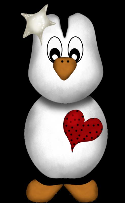 Penguin baby pinterest penguins. Clipart penquin heart