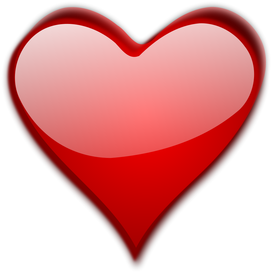 Heart design at getdrawings. Hearts clipart dove