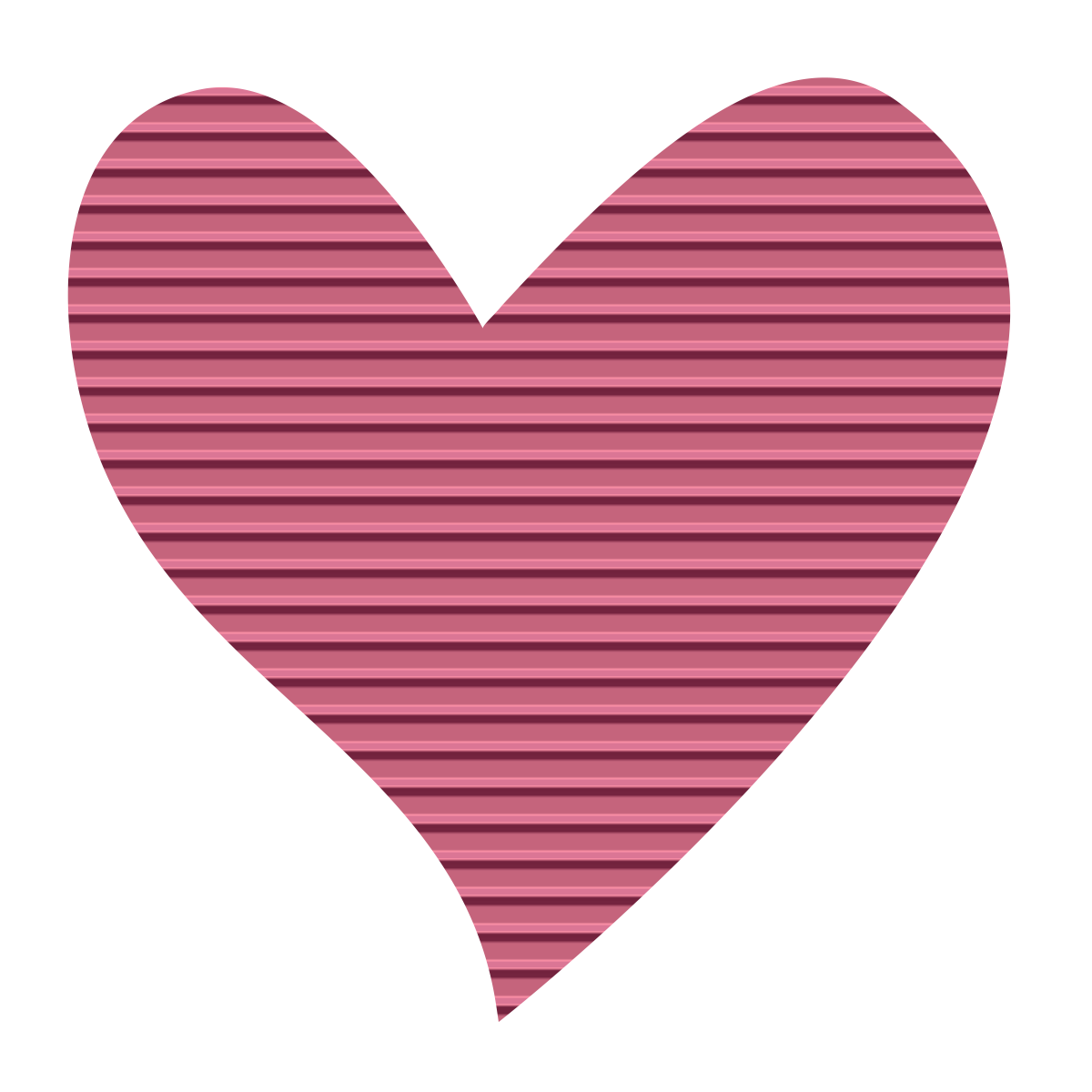 Clip art pink heart. Square clipart love