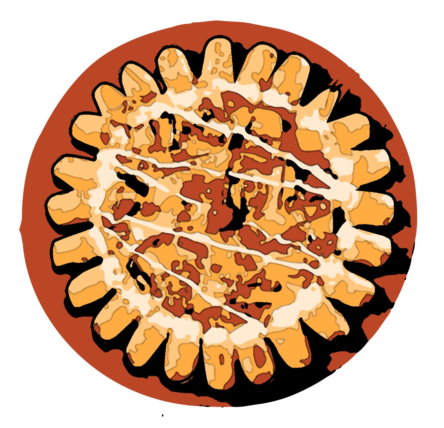 Discontinued fast food items. Clipart heart pizza