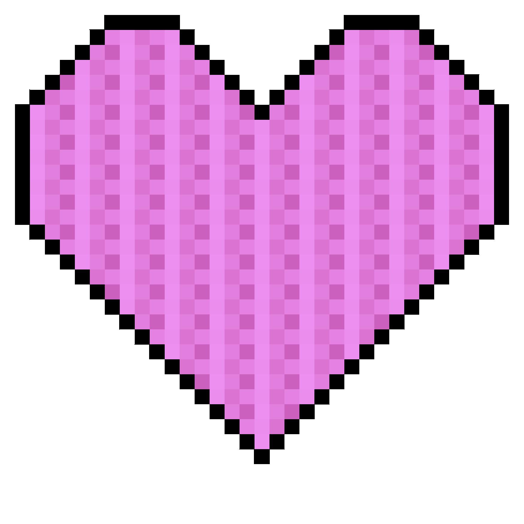Clipart heart plaid. Purple pictures clip art