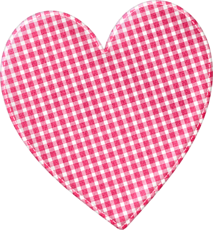 Hearts clipart plaid. Heart clip art pinterest