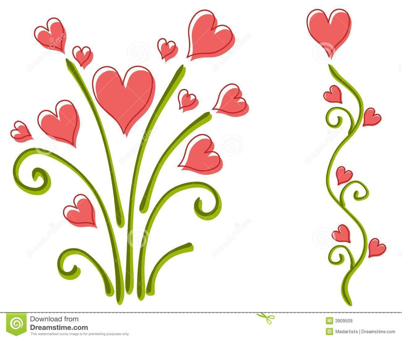 Clipart hearts plant. Heart portal