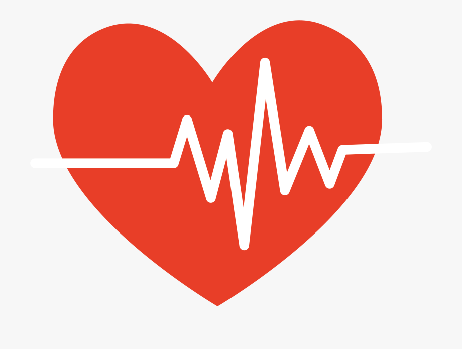 Png red heart rate. Heartbeat clipart hearbeat