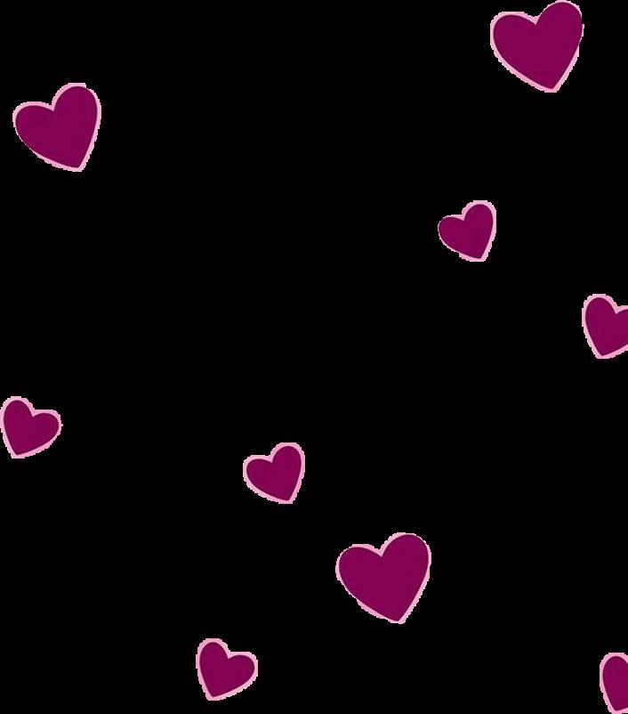 Heart corazon lluvia corazones. Hearts clipart rain