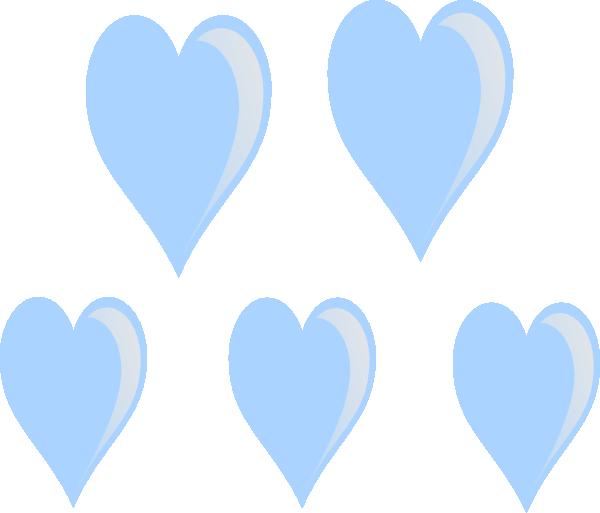 Raindrop clipart colored. Heart raindrops clip art