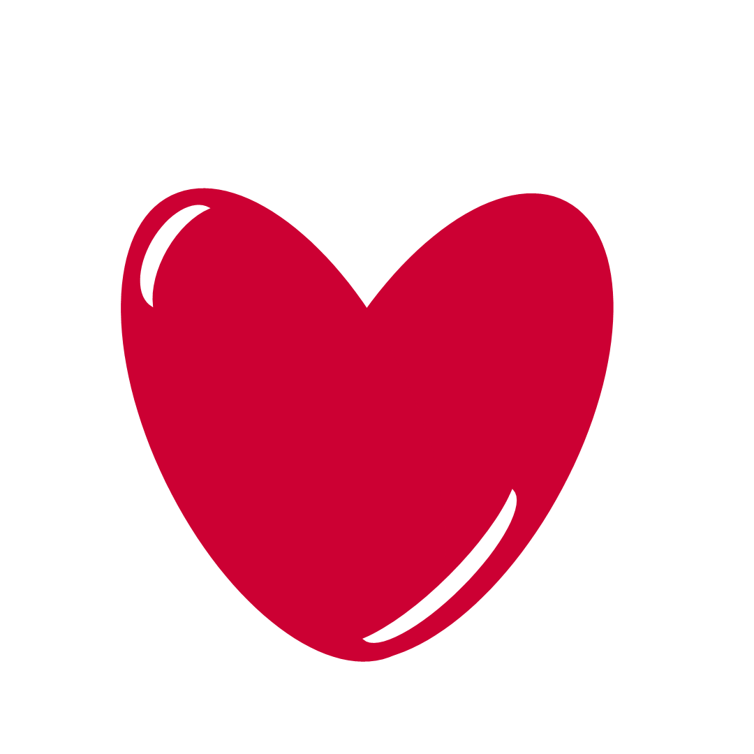 Clipart heart red. Png clip art