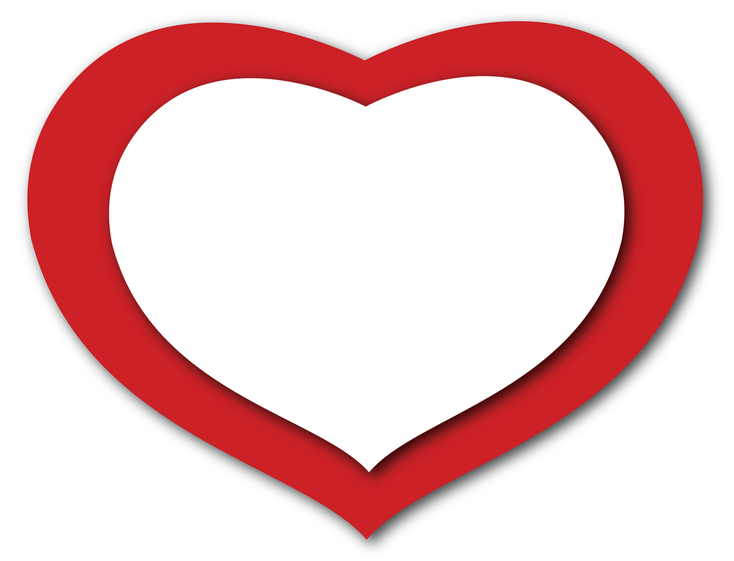 Hearts clipart red. Transparent heart png gallery