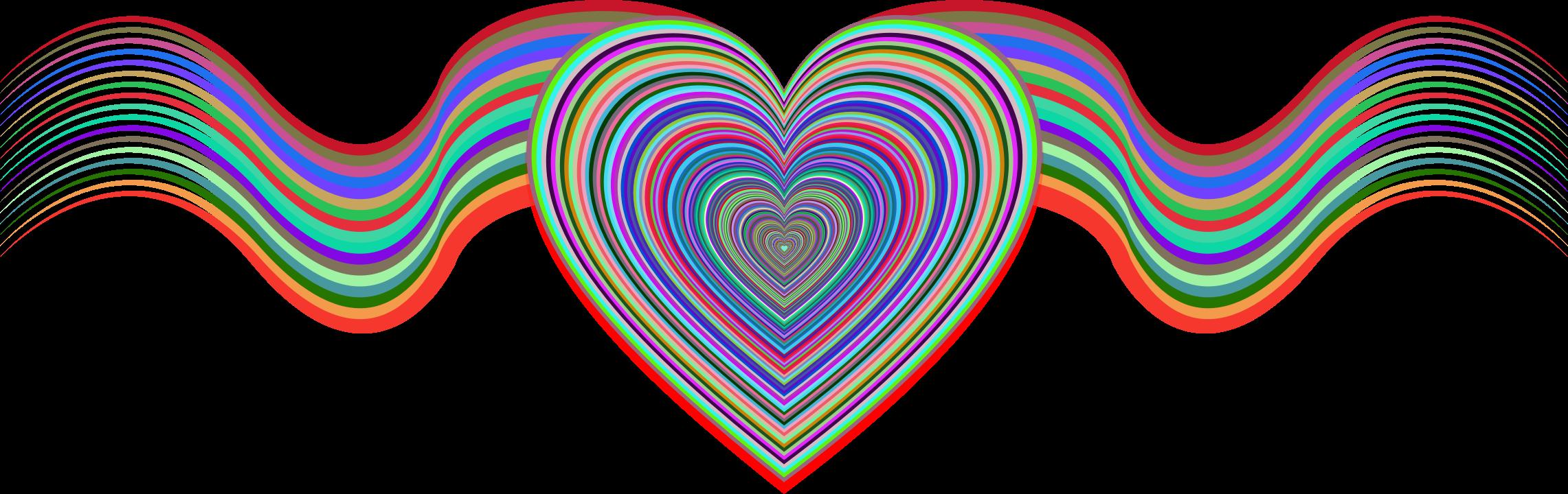 Hearts clipart ribbon. Heart ribbons big image
