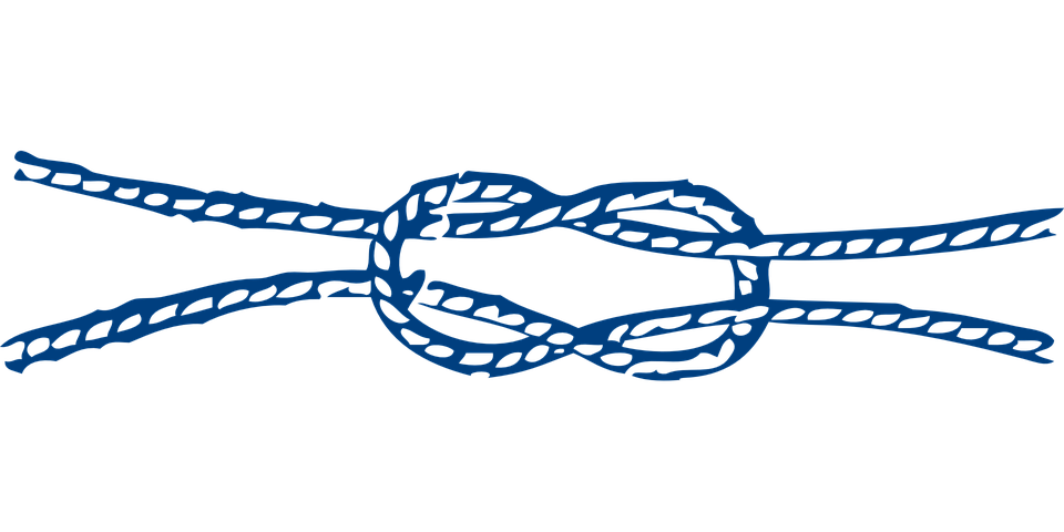 Knot at getdrawings com. Heart clipart rope