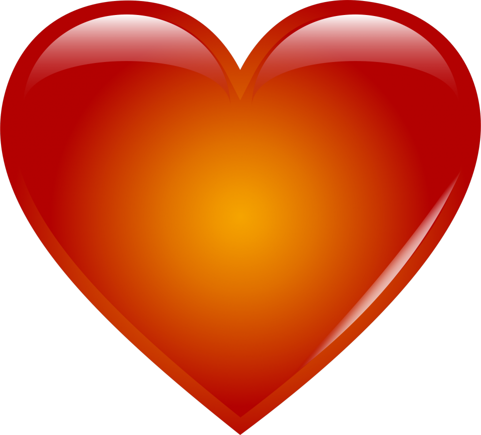 Heart clipart man. The measure of our